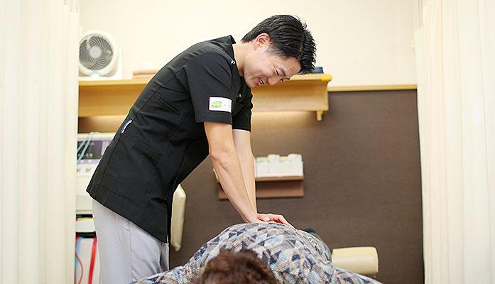 筋肉を対象とした治療法